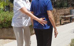 פיזיותרפיה מעגלים שיקום הליכה ומניעת נפילות